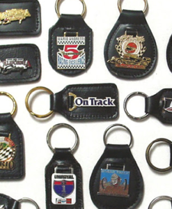 KEY CHAINS- LEATHER